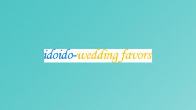 I Do I Do Wedding Favors