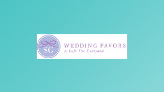 SG Wedding Favors